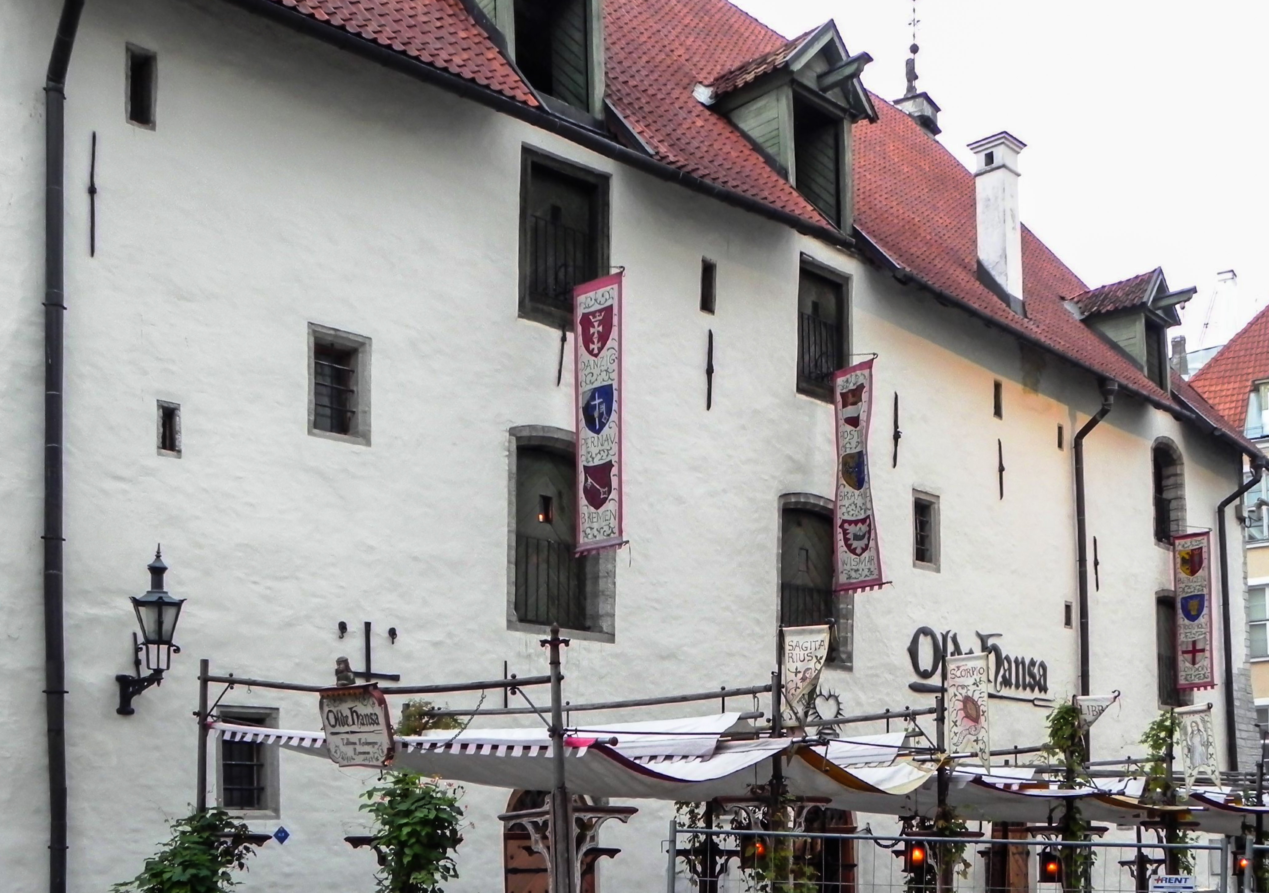 Estland-Reise
