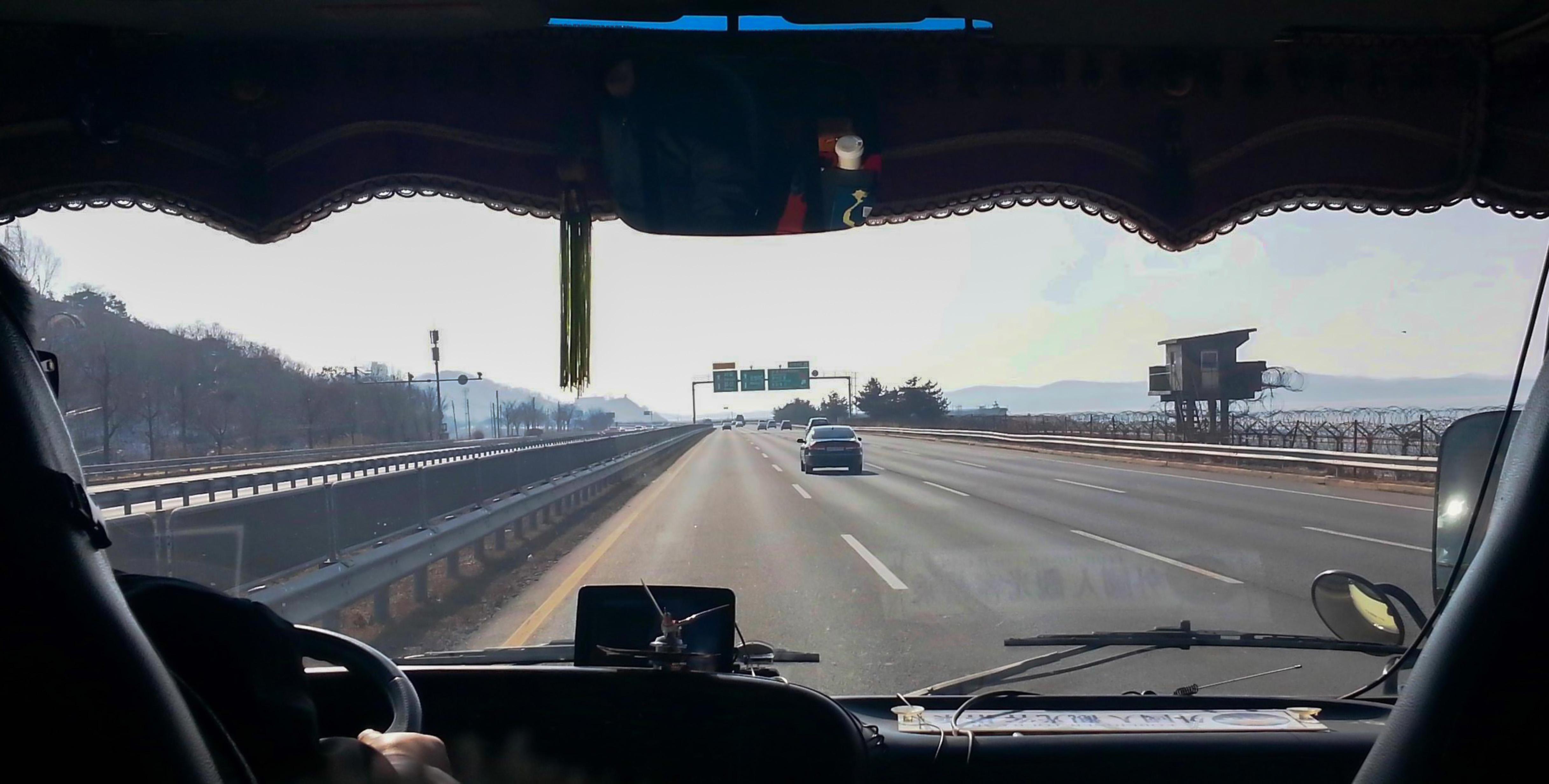 Korea, Seoul, entlang der DMZ