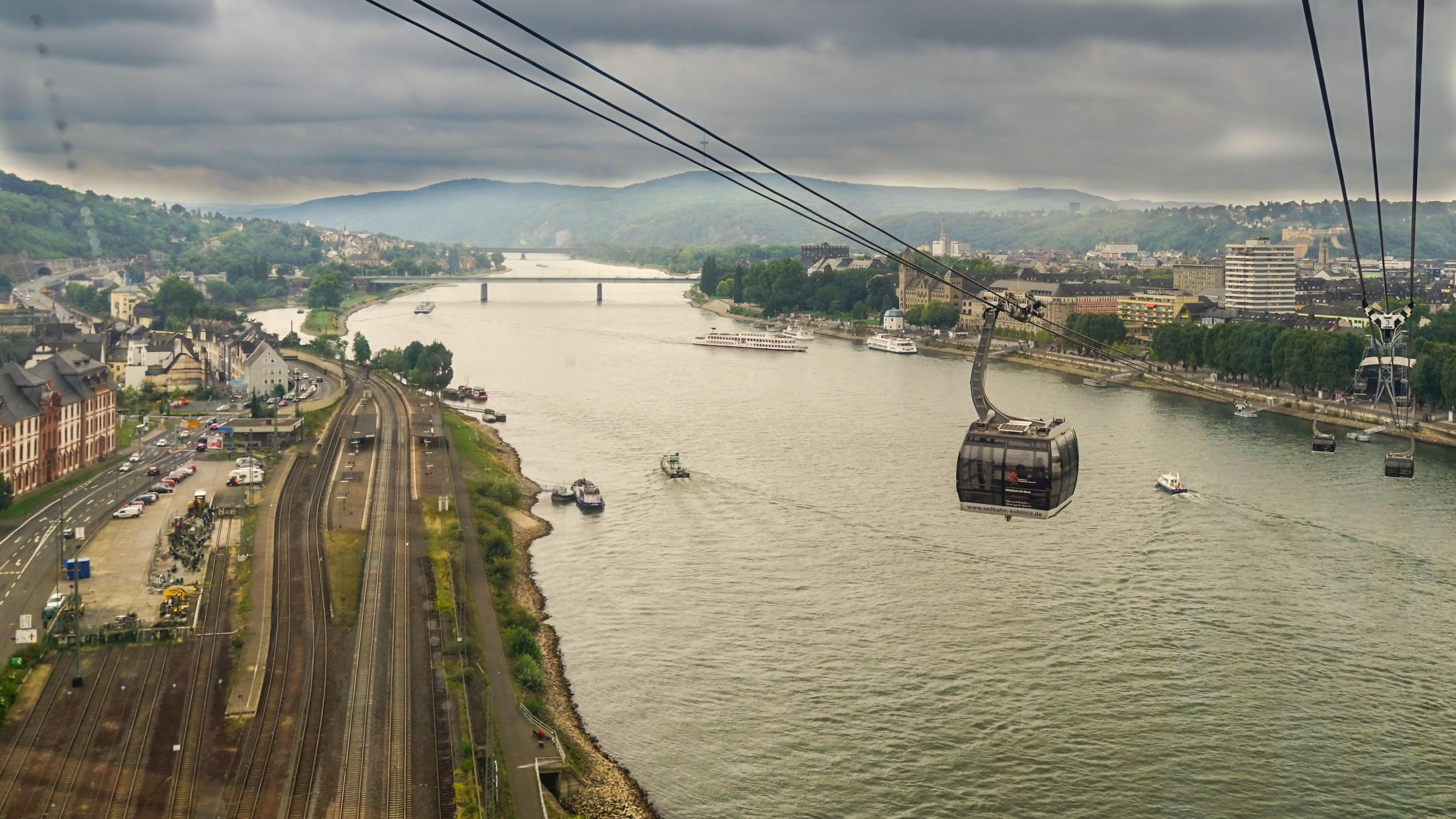 Am Rhein, Koblenz