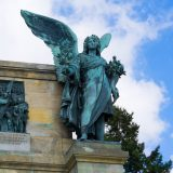 Niederwalddenkmal bei Rüdesheim