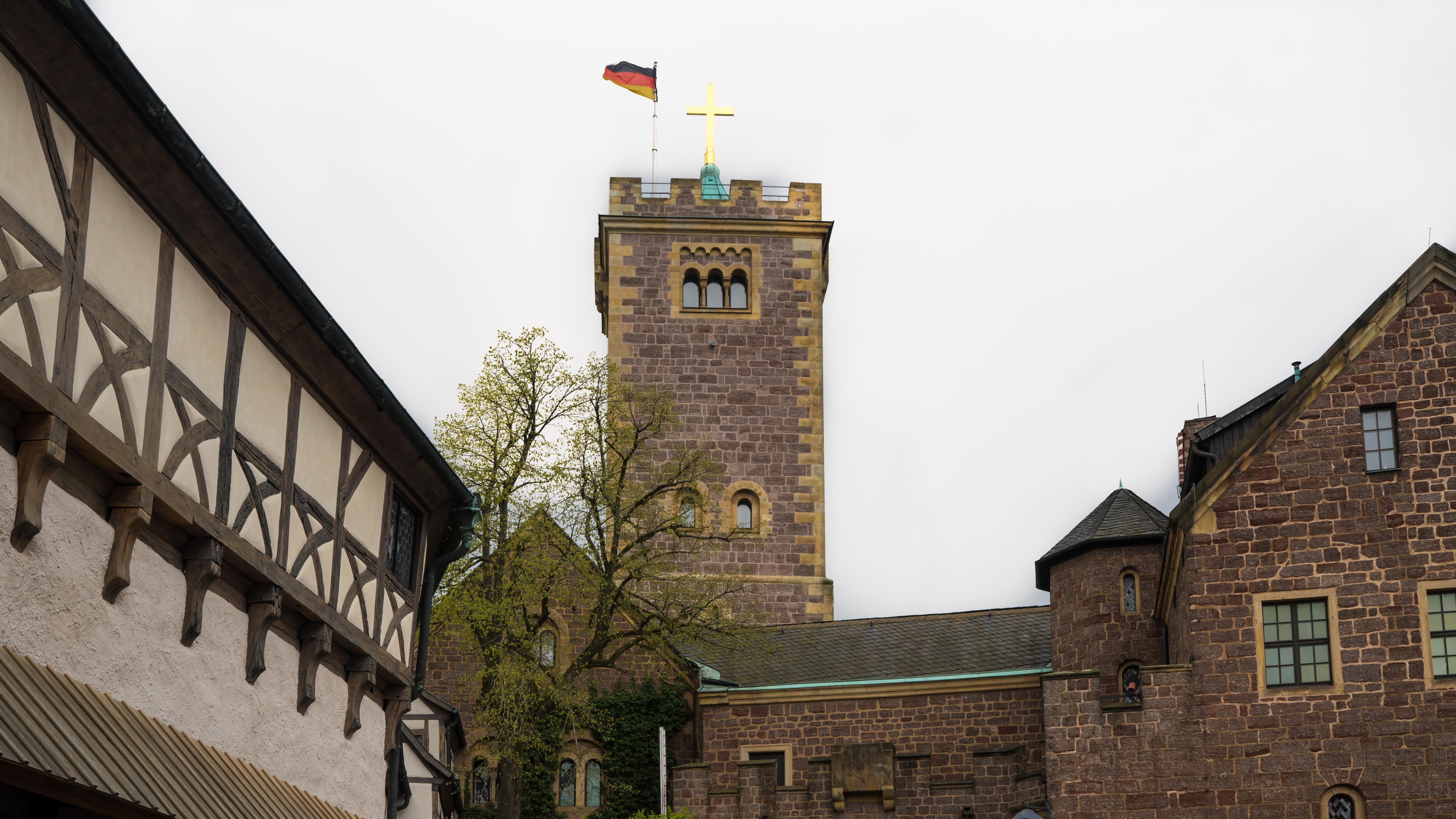 Wartburg Lutherjahr 2017