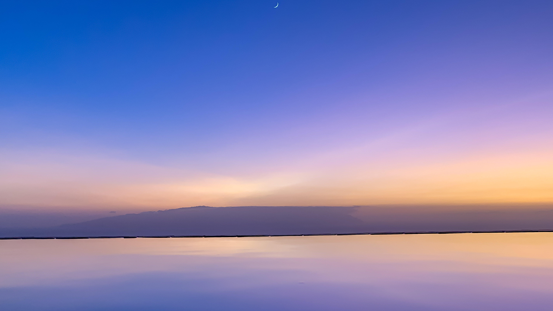 Atlantik, Teneriffa, Finca bei Los Gigantes, Blick Richtung La Gomera