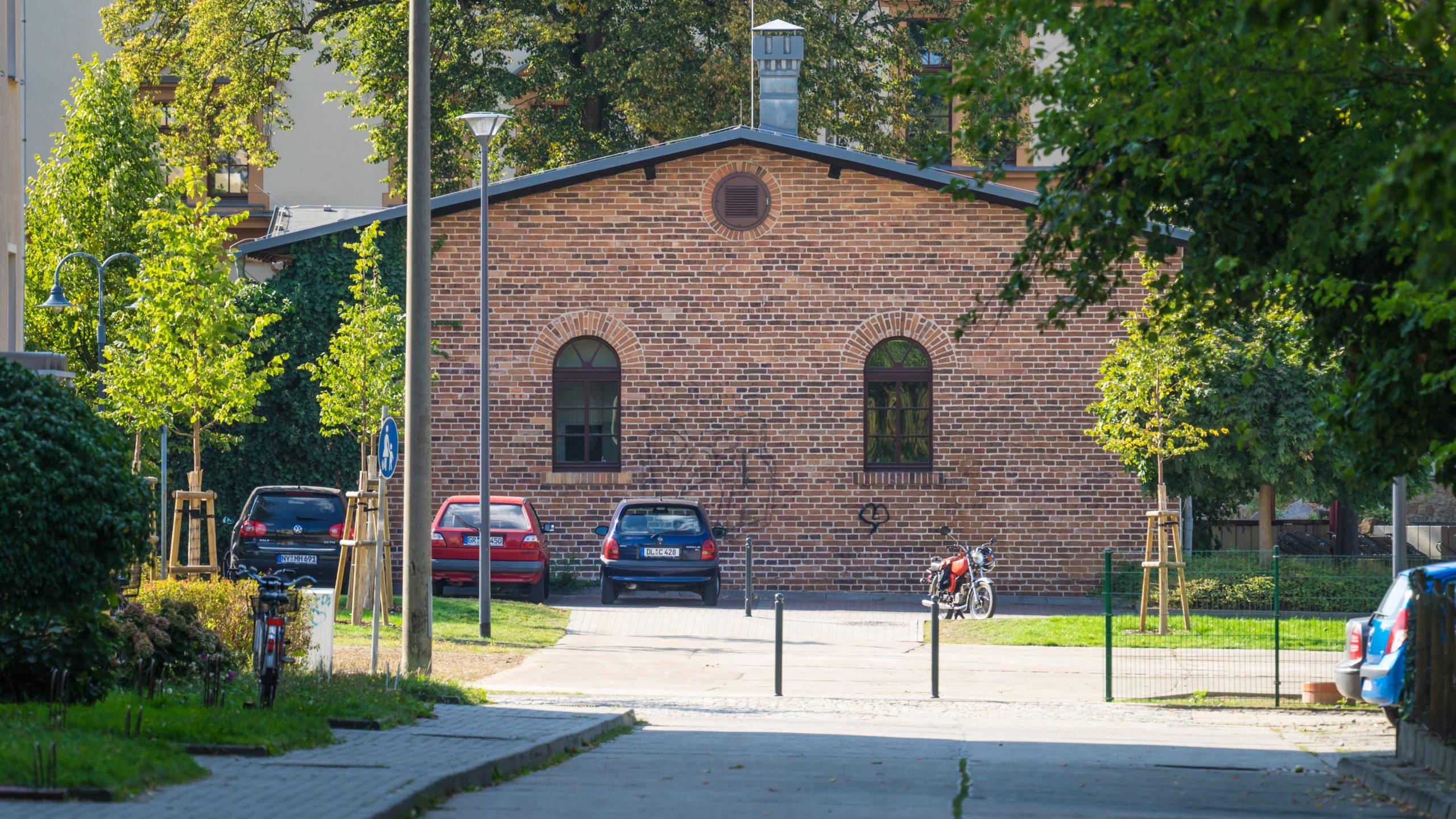 Oberlausitz, Niesky (sorbisch: Nizka), Jugendclub