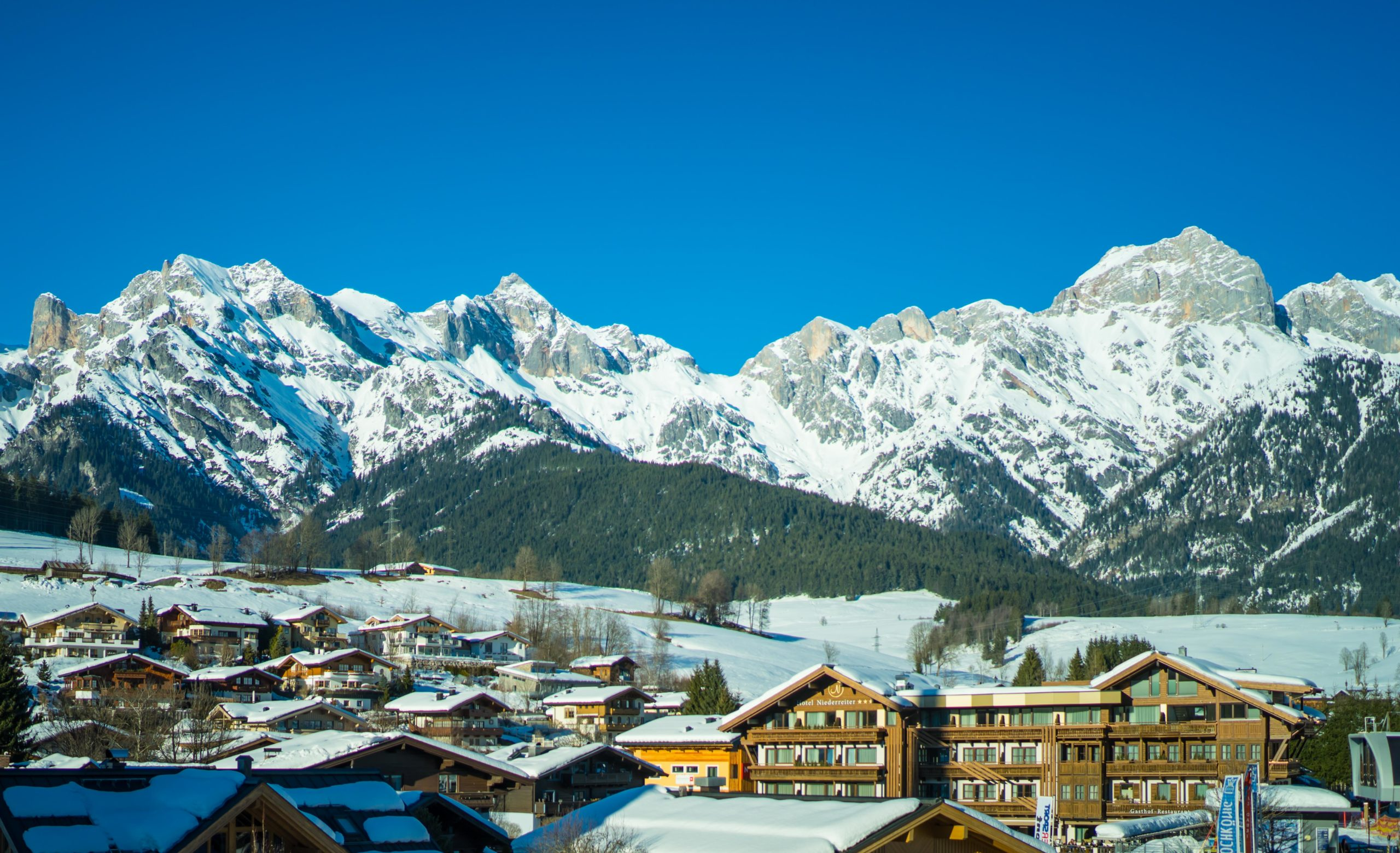 Alpen, Maria Alm