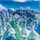 Allgäu, bei Füssen, Blick vom Tegelberg