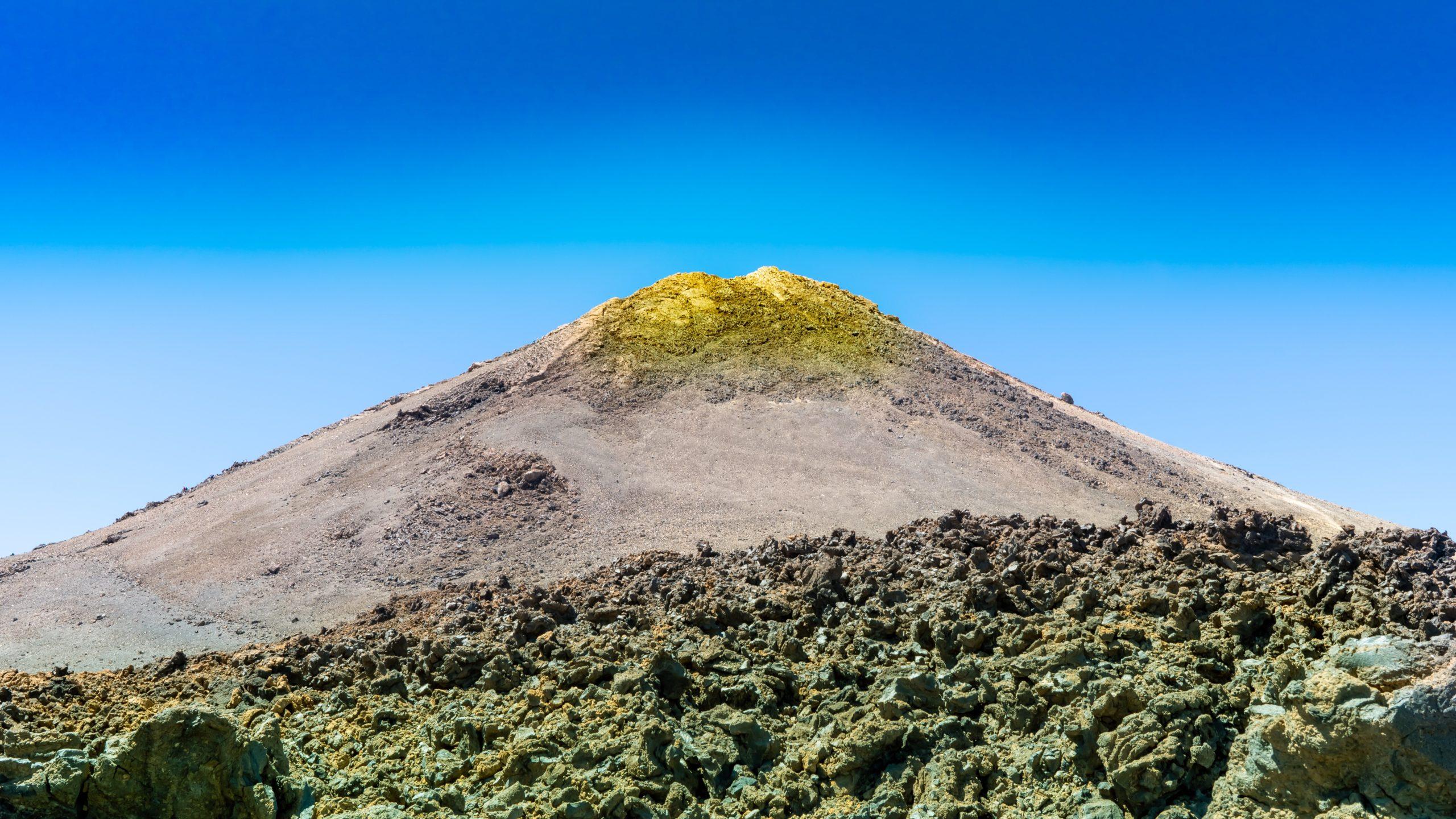 Atlantik, Teneriffa, Pico del Teide