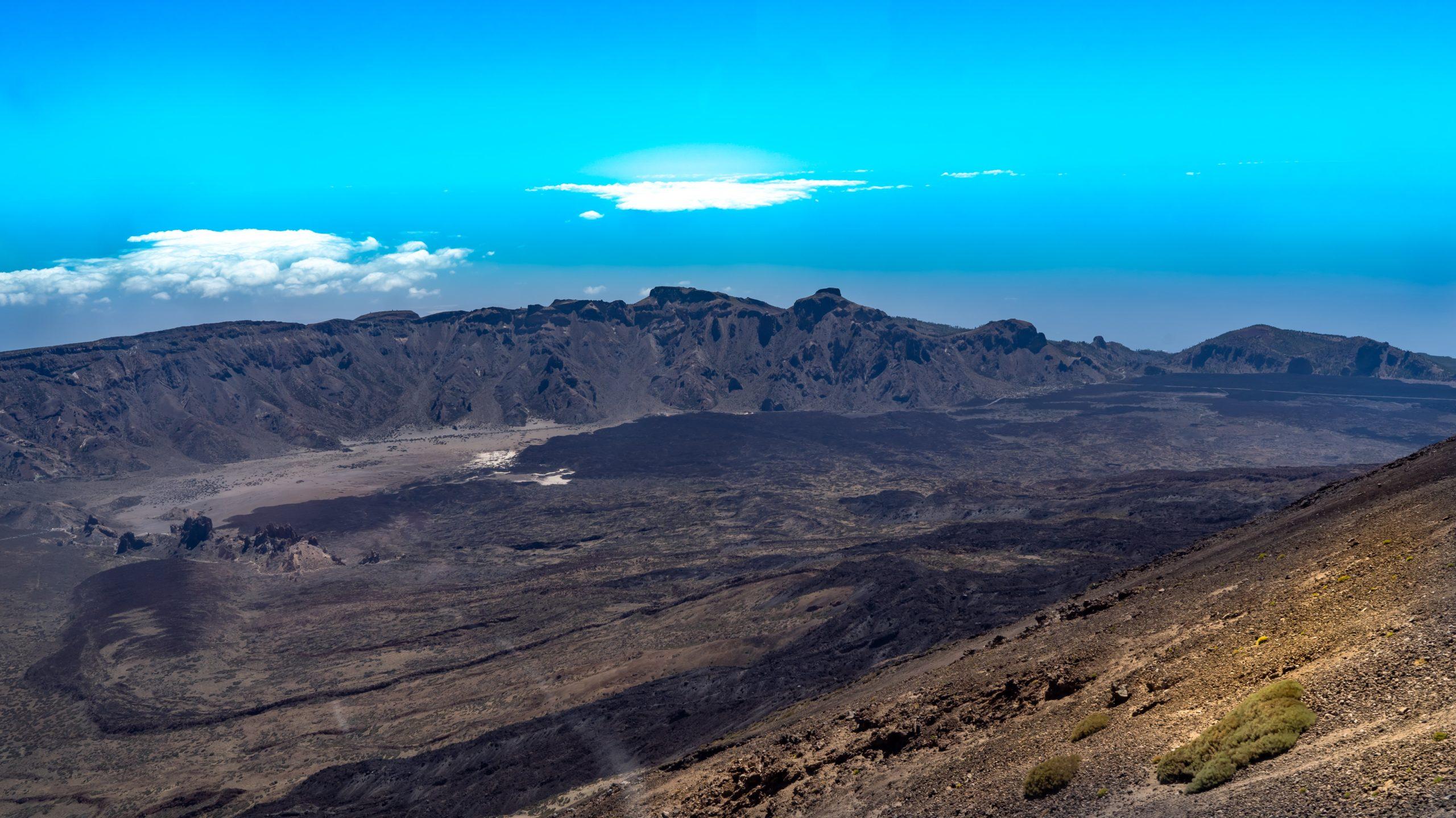 Atlantik, Teneriffa, am Pico del Teide