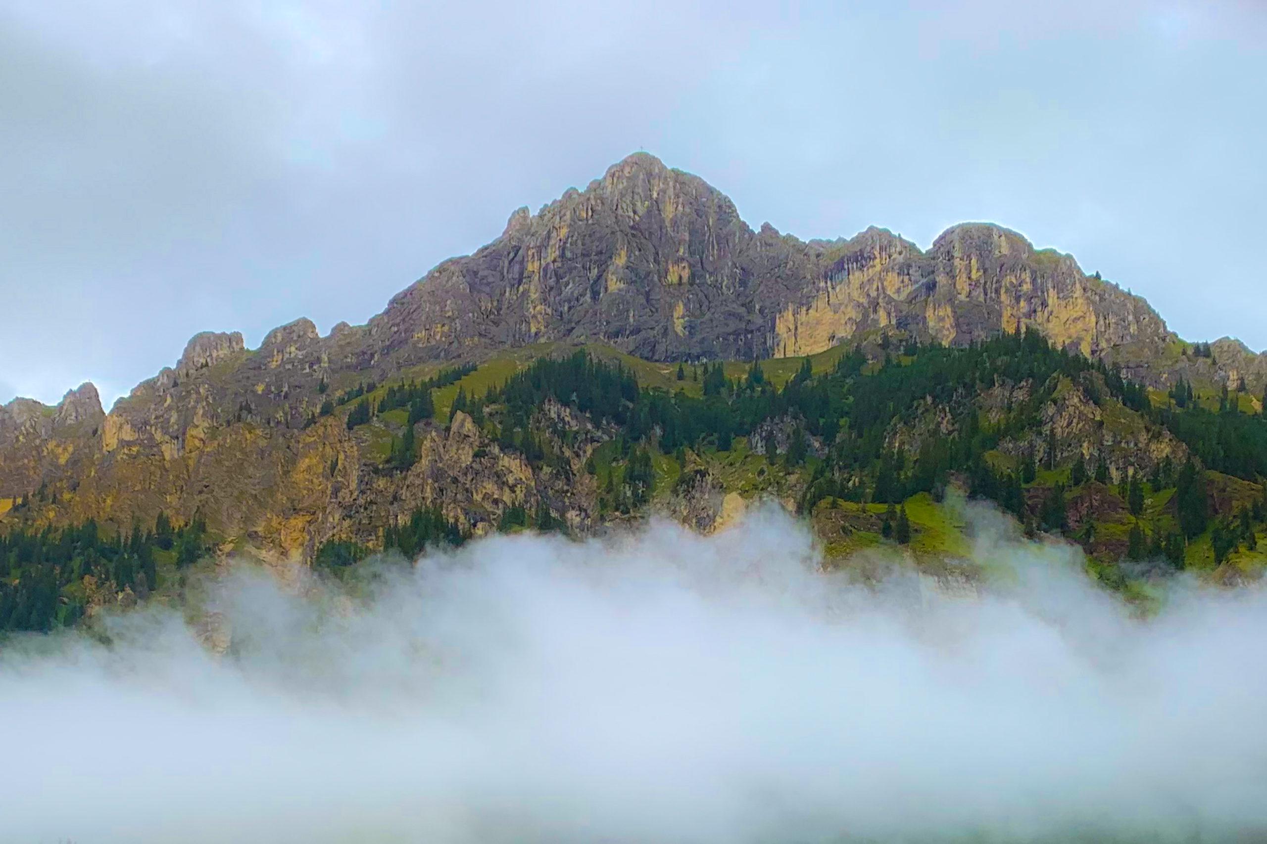 Alpen, Tirol, Tannheimer Tal, Nesselwängle