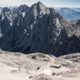 Alpen, Tirol, Zugspitze