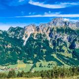 Alpen, Tirol, Tannheimer Tal, Haller