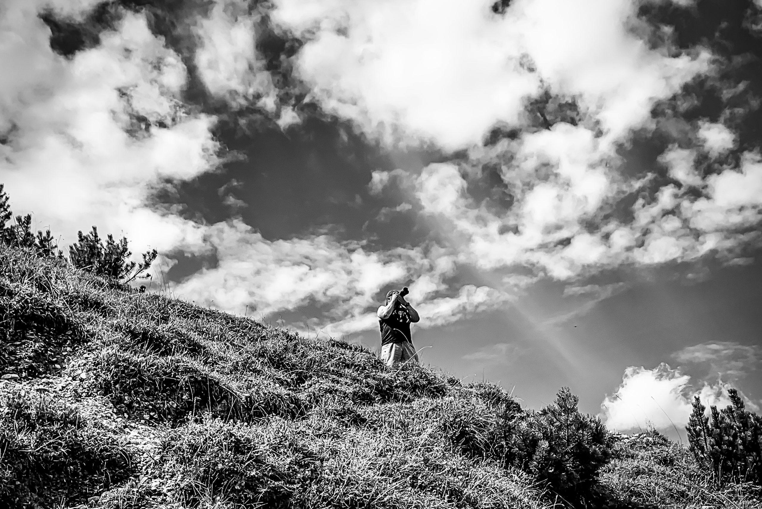 Tirol, Tannheimer Tal, Wolle Ing