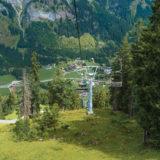 Tirol, Tannheimer Tal, Seilbahn Nesselwängle
