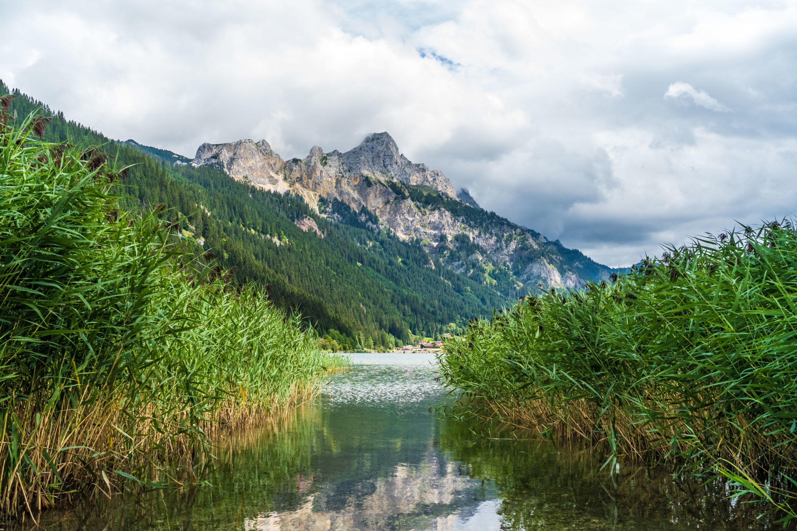 Tirol, Tannheimer Tal, Haller, Haldensee