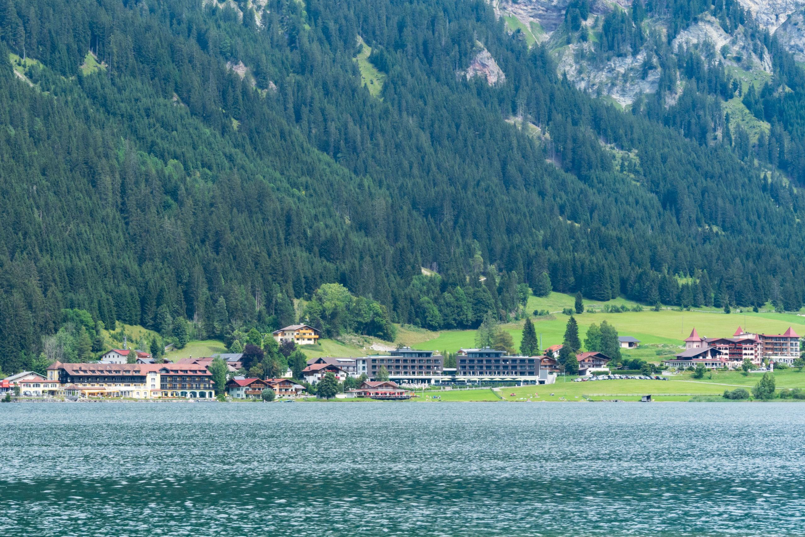 Tirol, Tannheimer Tal, Haldensee, Haller