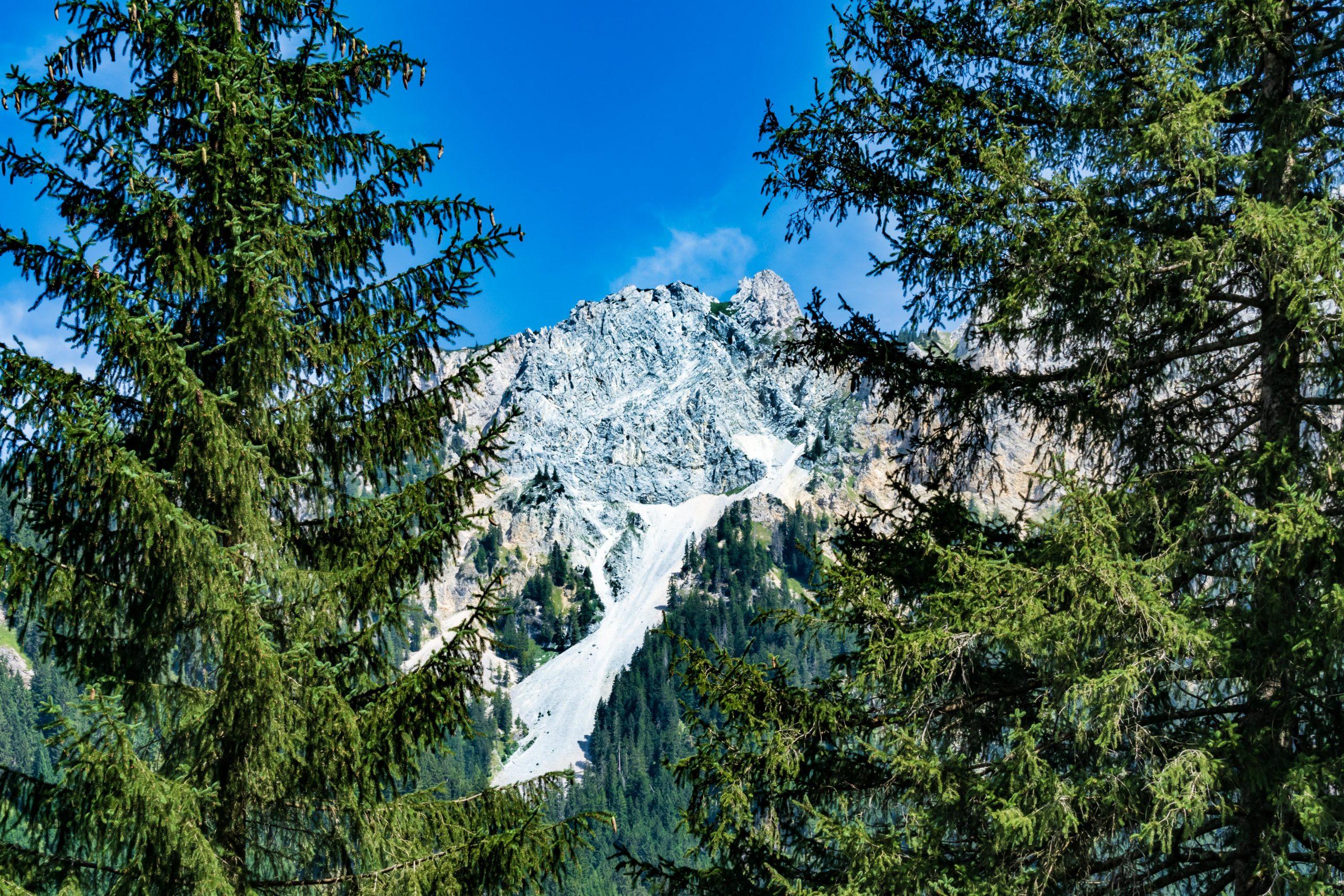Tirol, Tannheimer Tal, am Haldensee