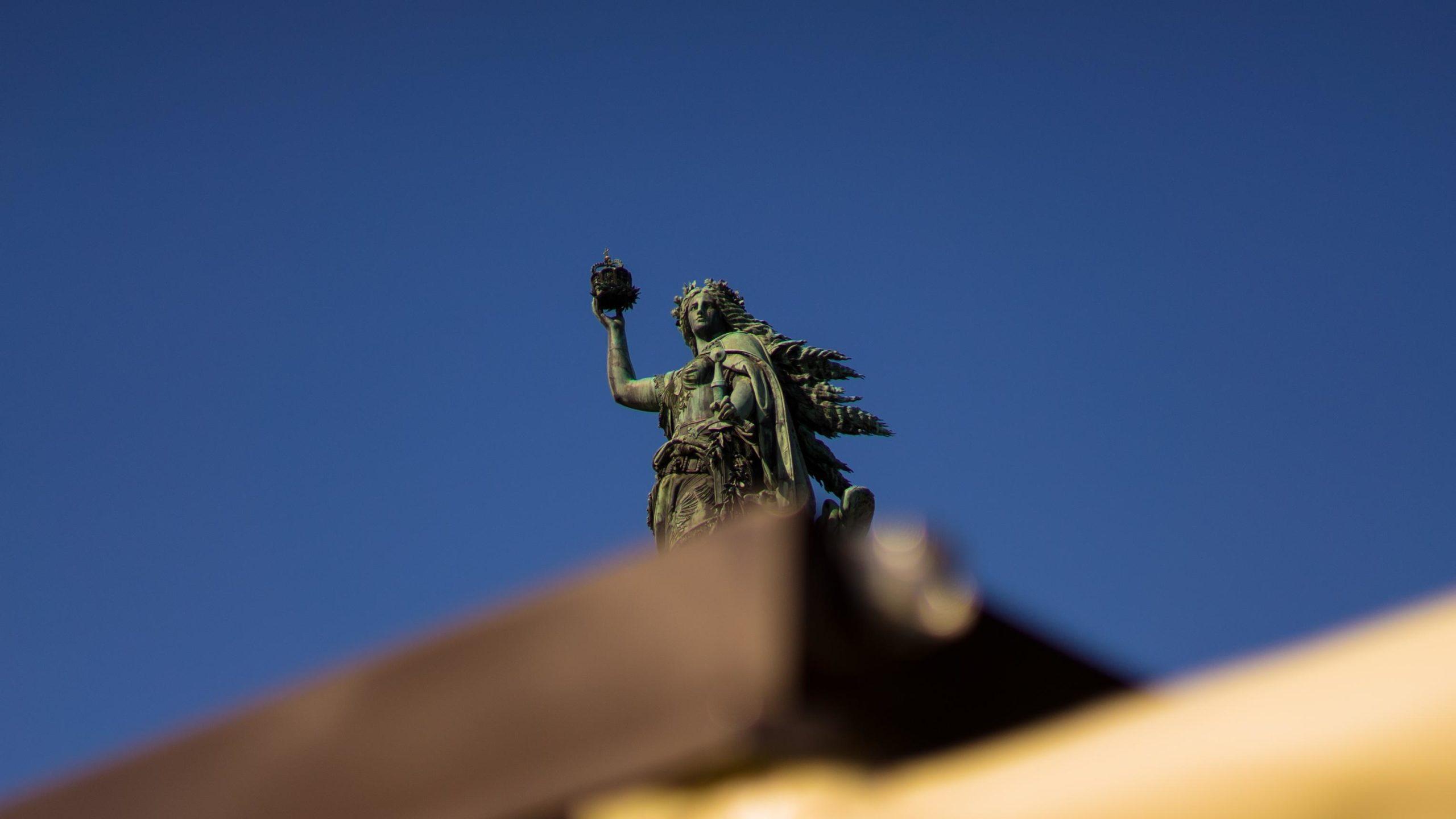 Am Rhein zwischen Bingen und Koblenz, Niederwalddenkmal
