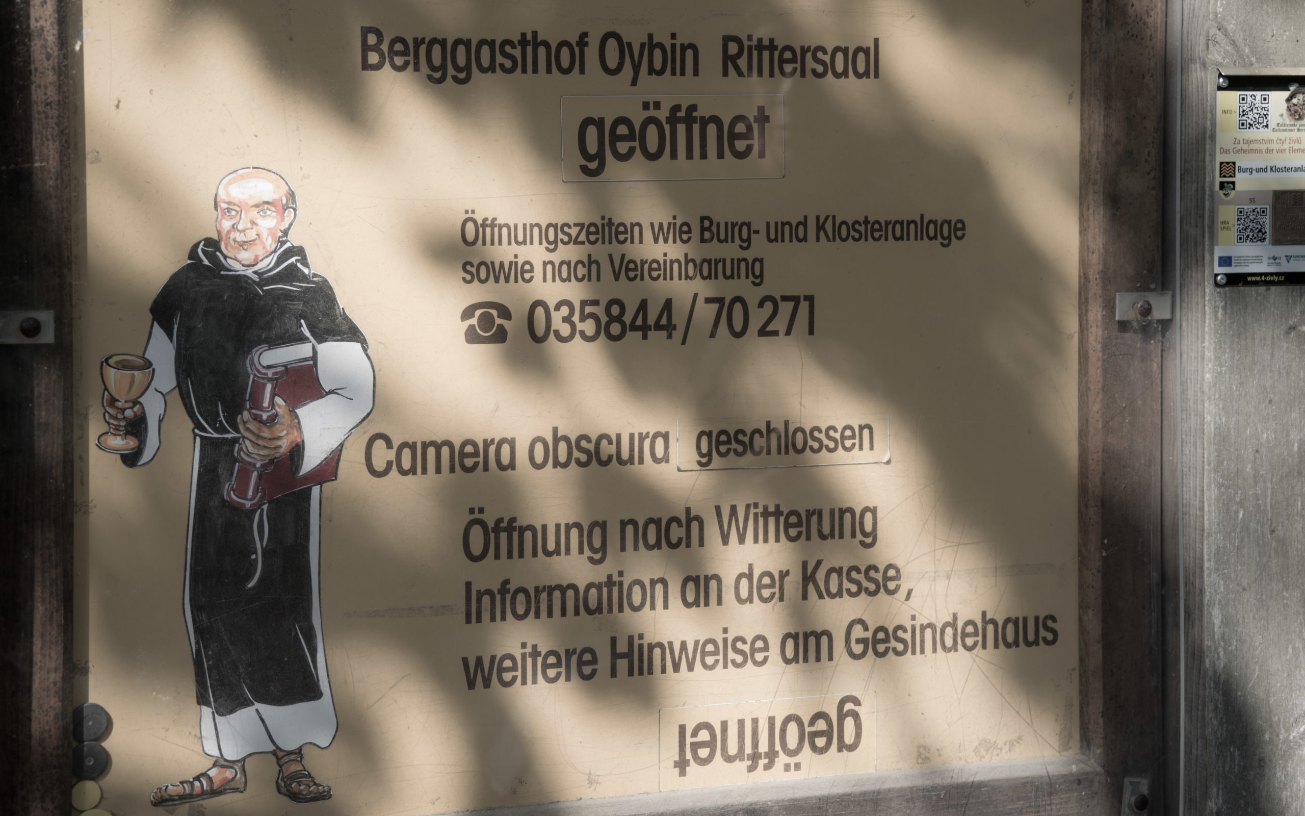 Burg Oybin, Zittauer Gebirge