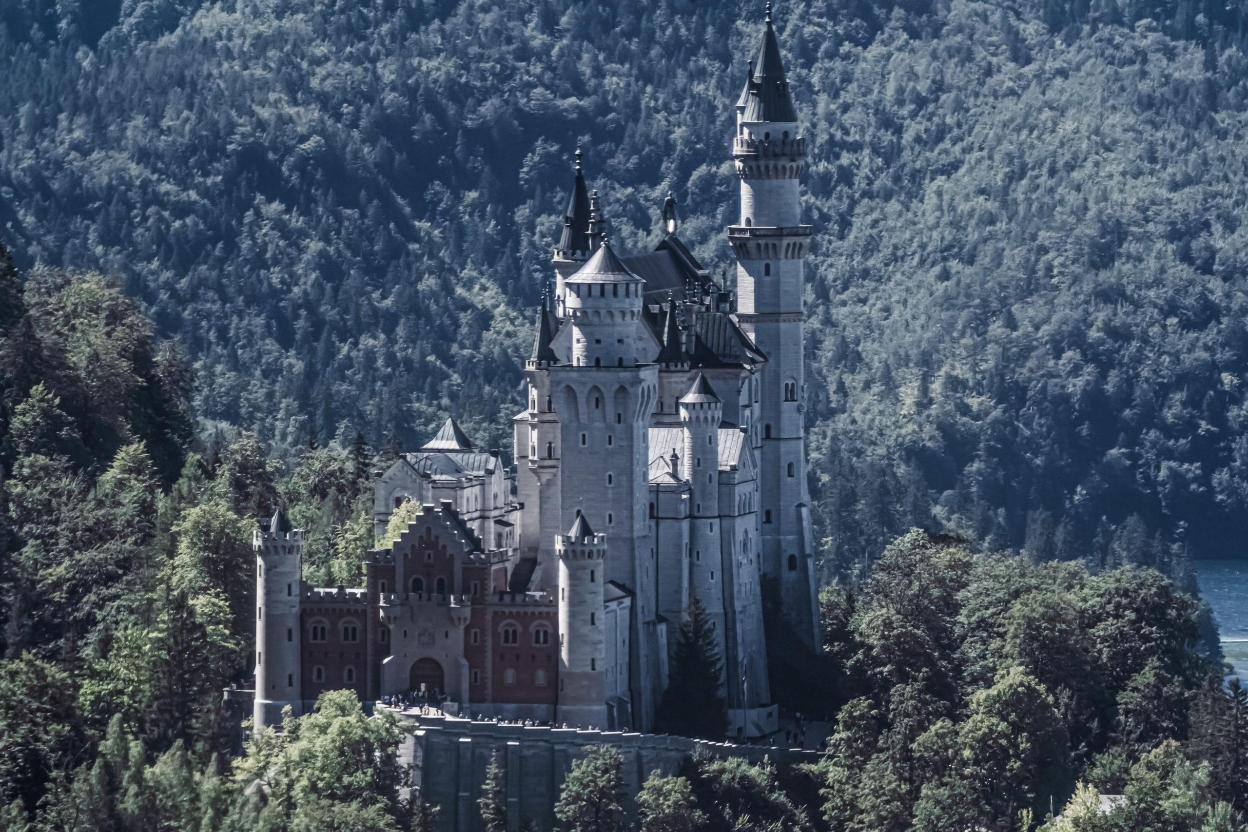 Allgaü, Schloss Neuschwanstein