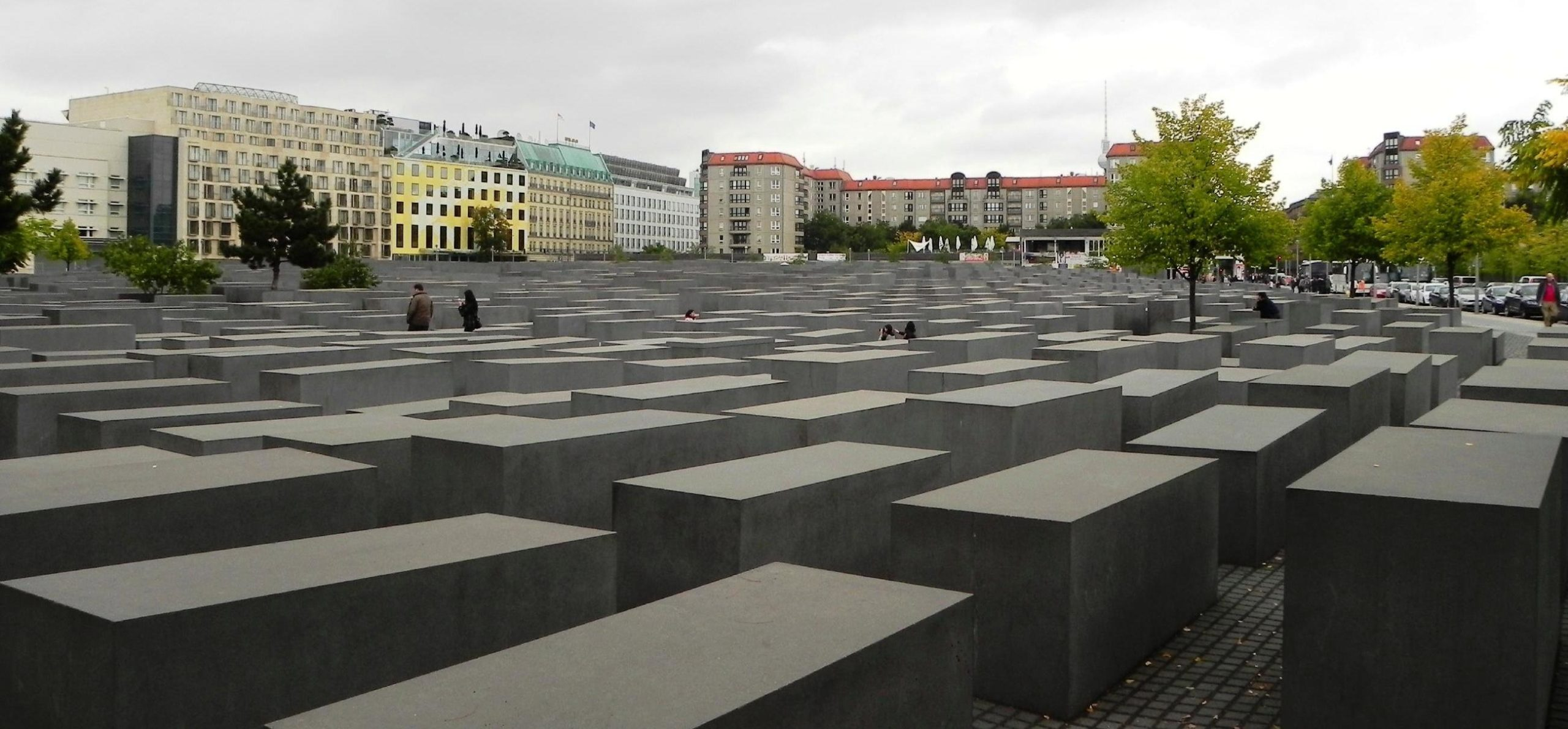 Berlin, Holocaust-Mahnmal 2013