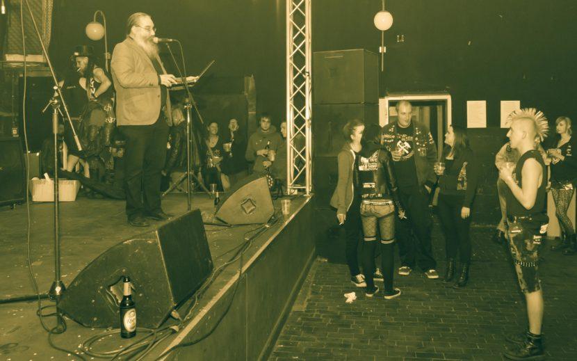 "Festival ""Laut gegen Rechts"" 2016 in Eisenach"