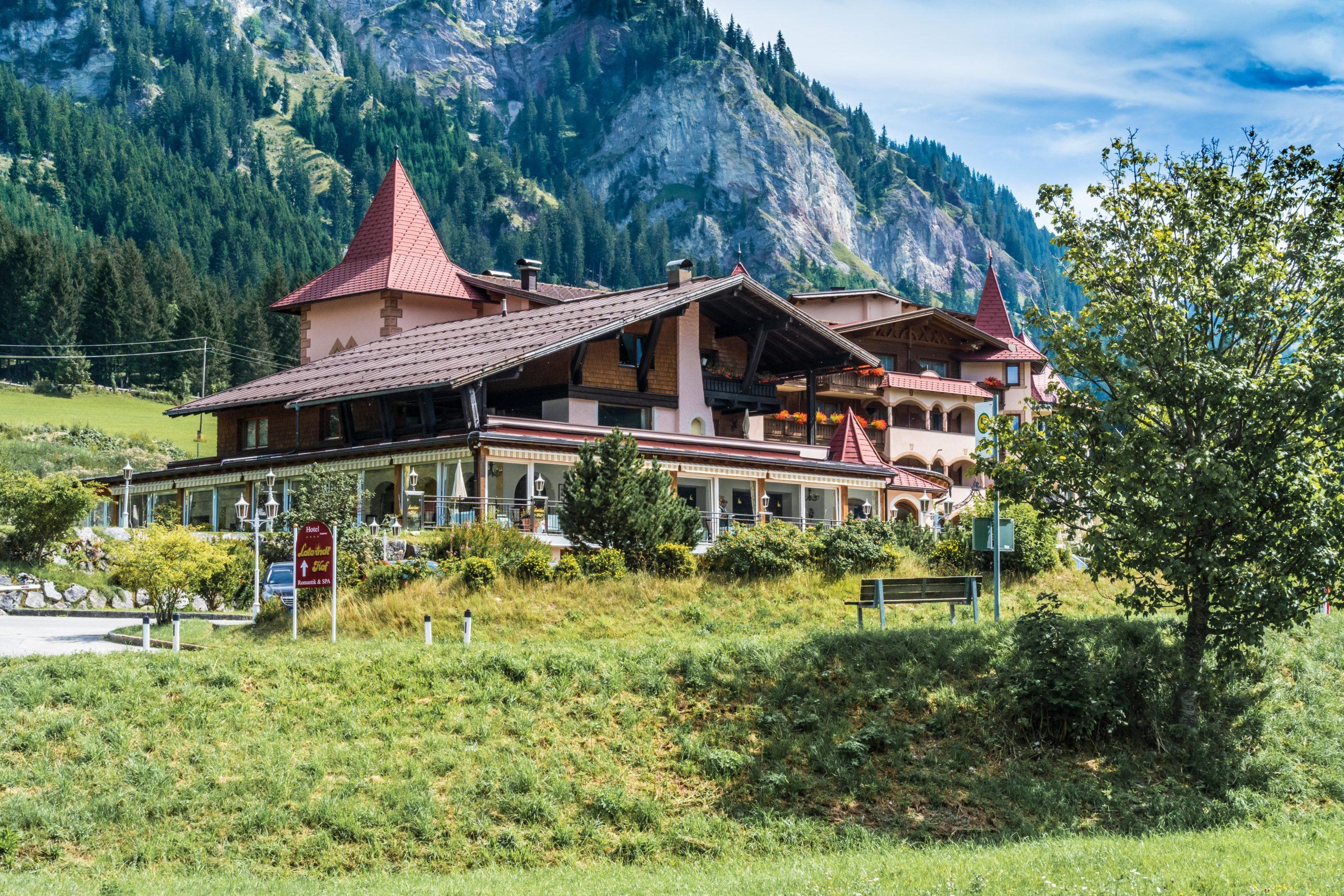 Tirol, Tannheimer Tal, Haller am Haldensee