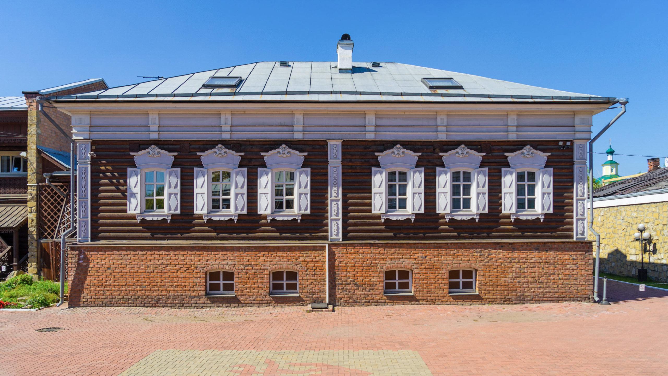 Irkutsk, Stadtrundgang
