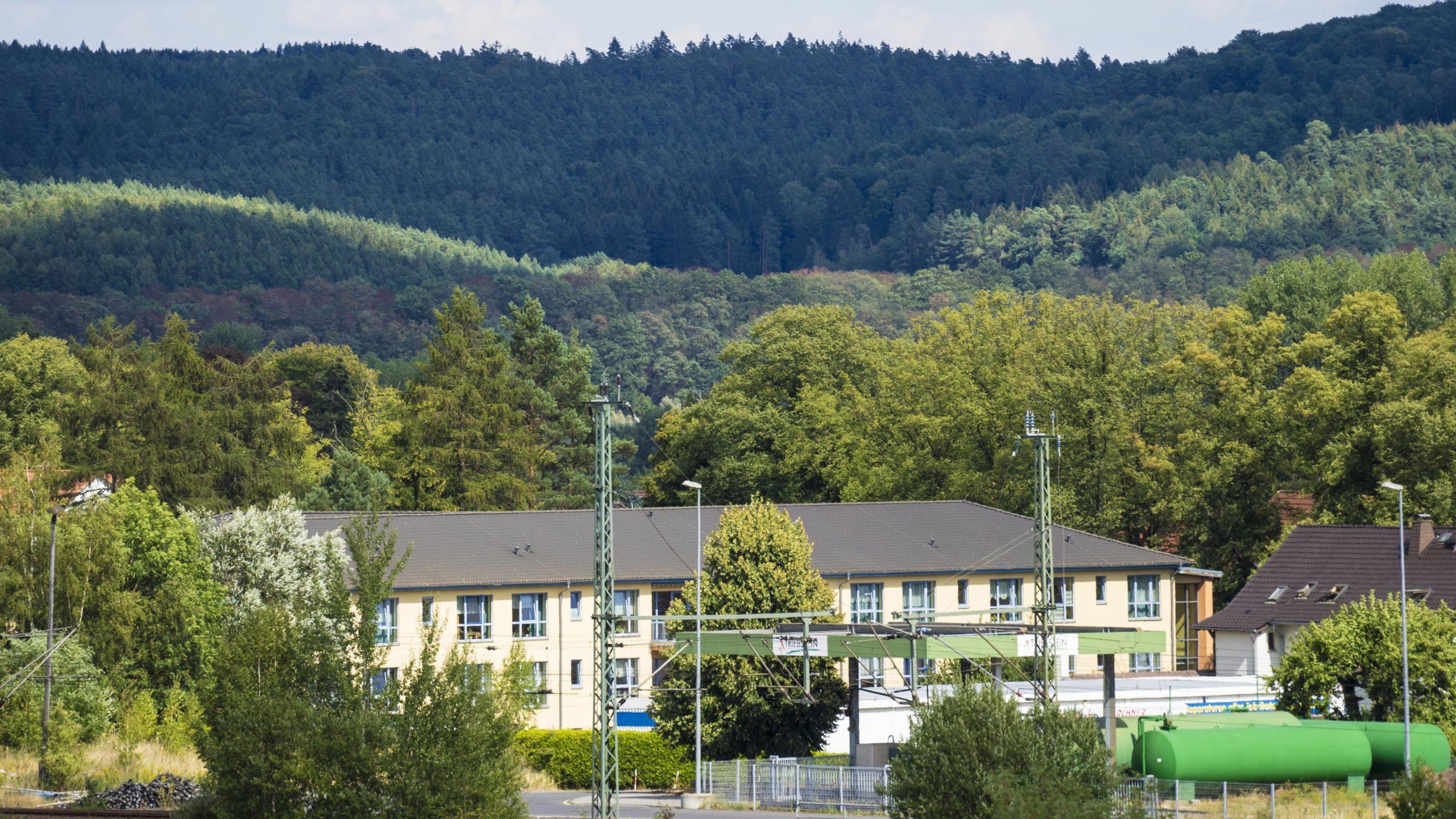 Gerstungen Seniorenheim am Bahnhof