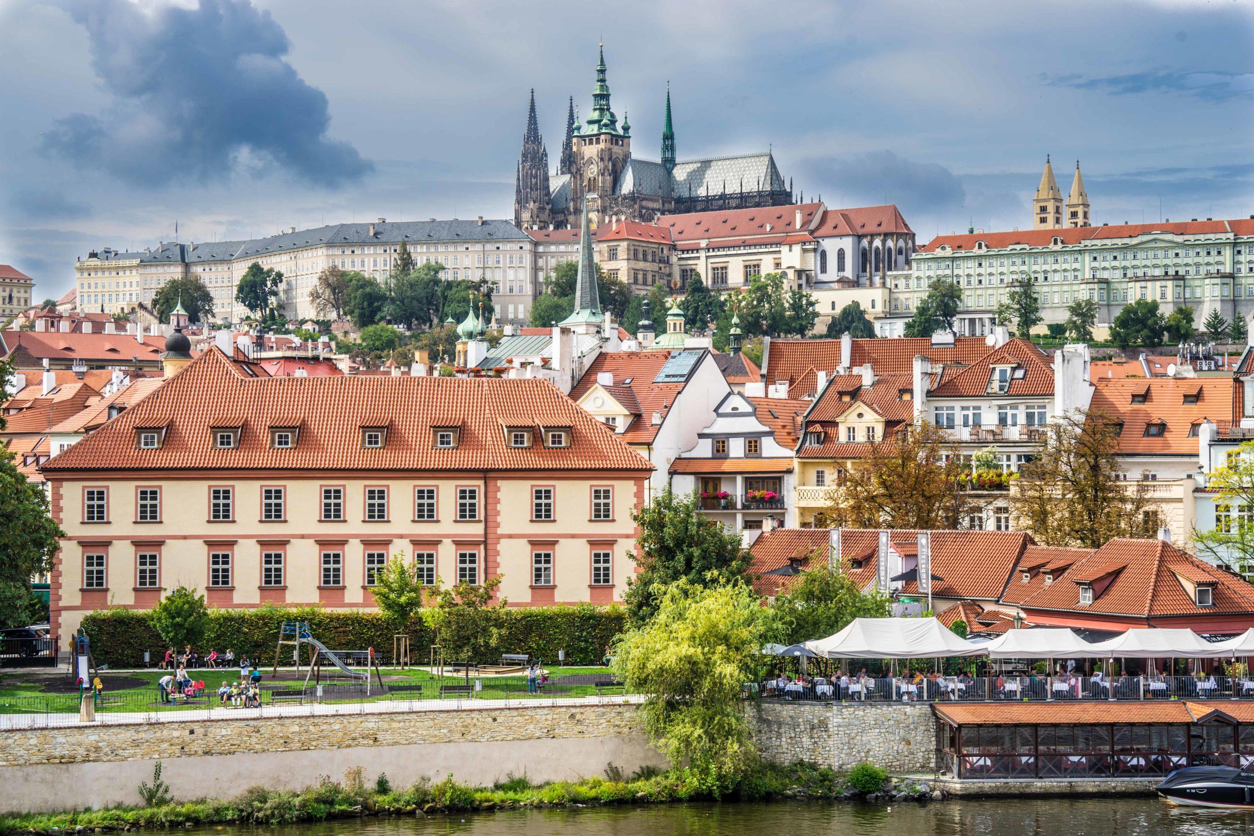 Prag, Prager Burg