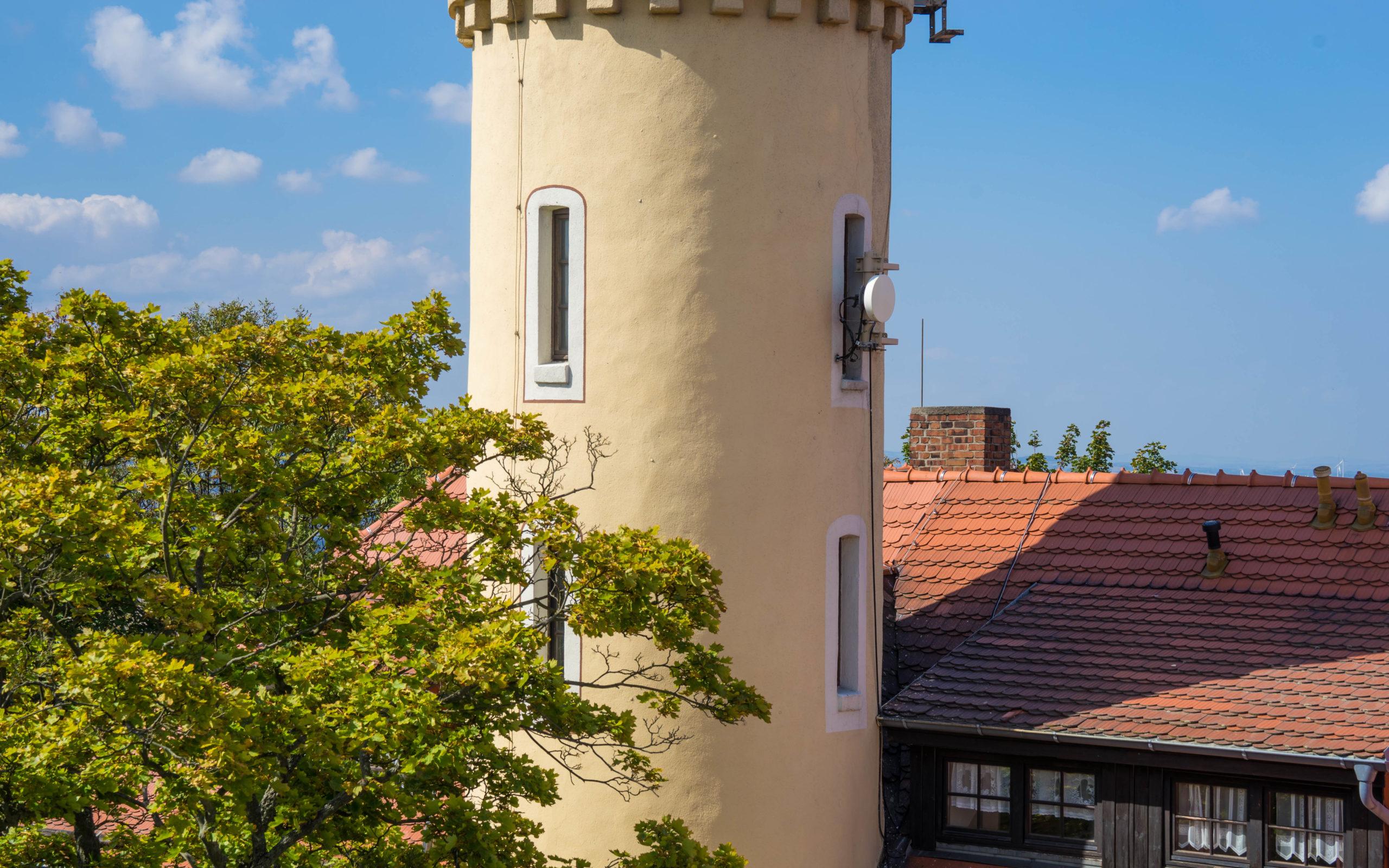 Landeskrone bei Görlitz (Oberlausitz, ehemals Schlesien)