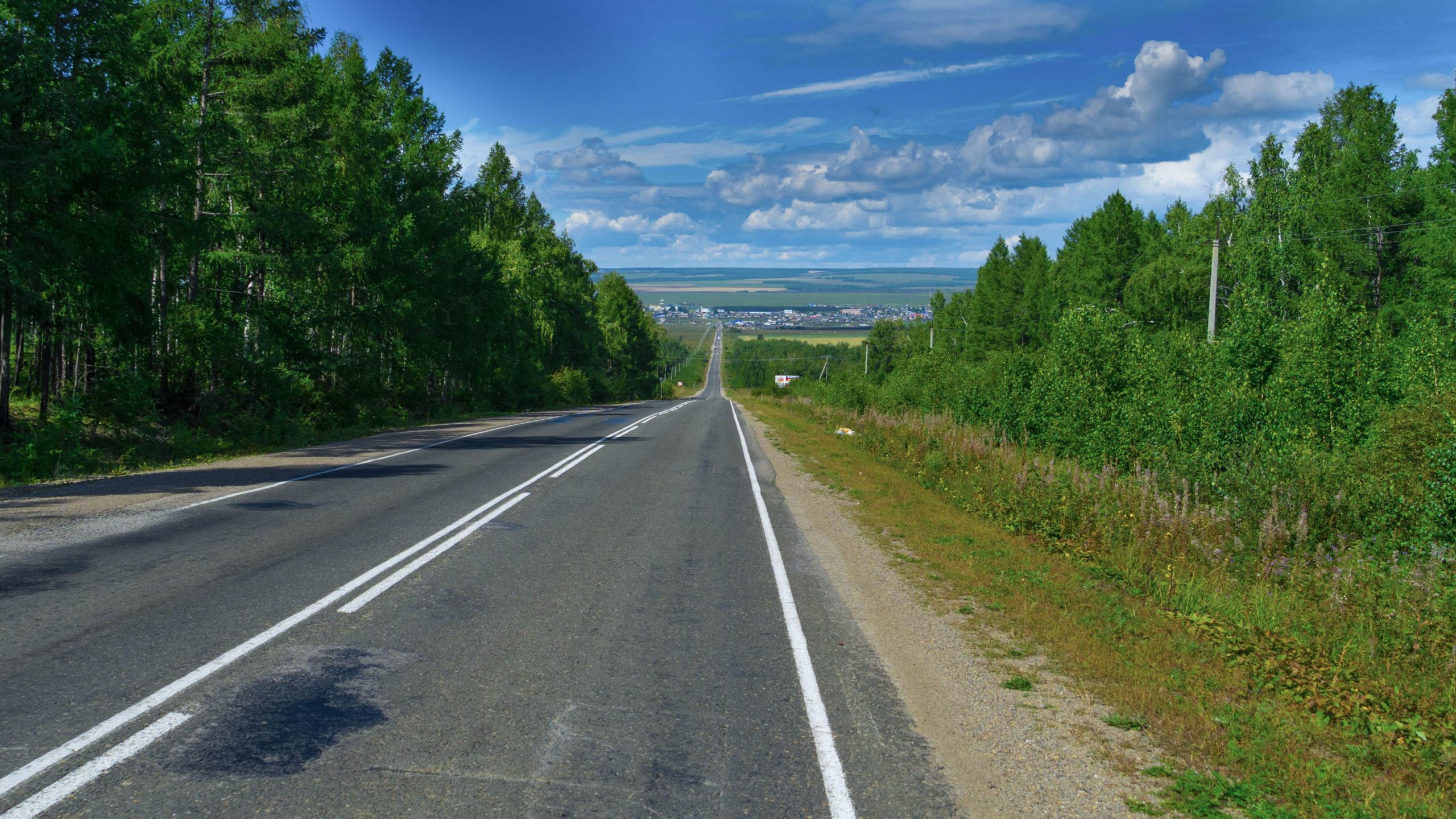 Fahrt zurück nach Irkutsk