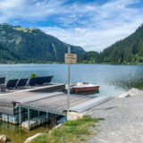 Alpen, Tirol, Tannheimer Tal, Haldensee