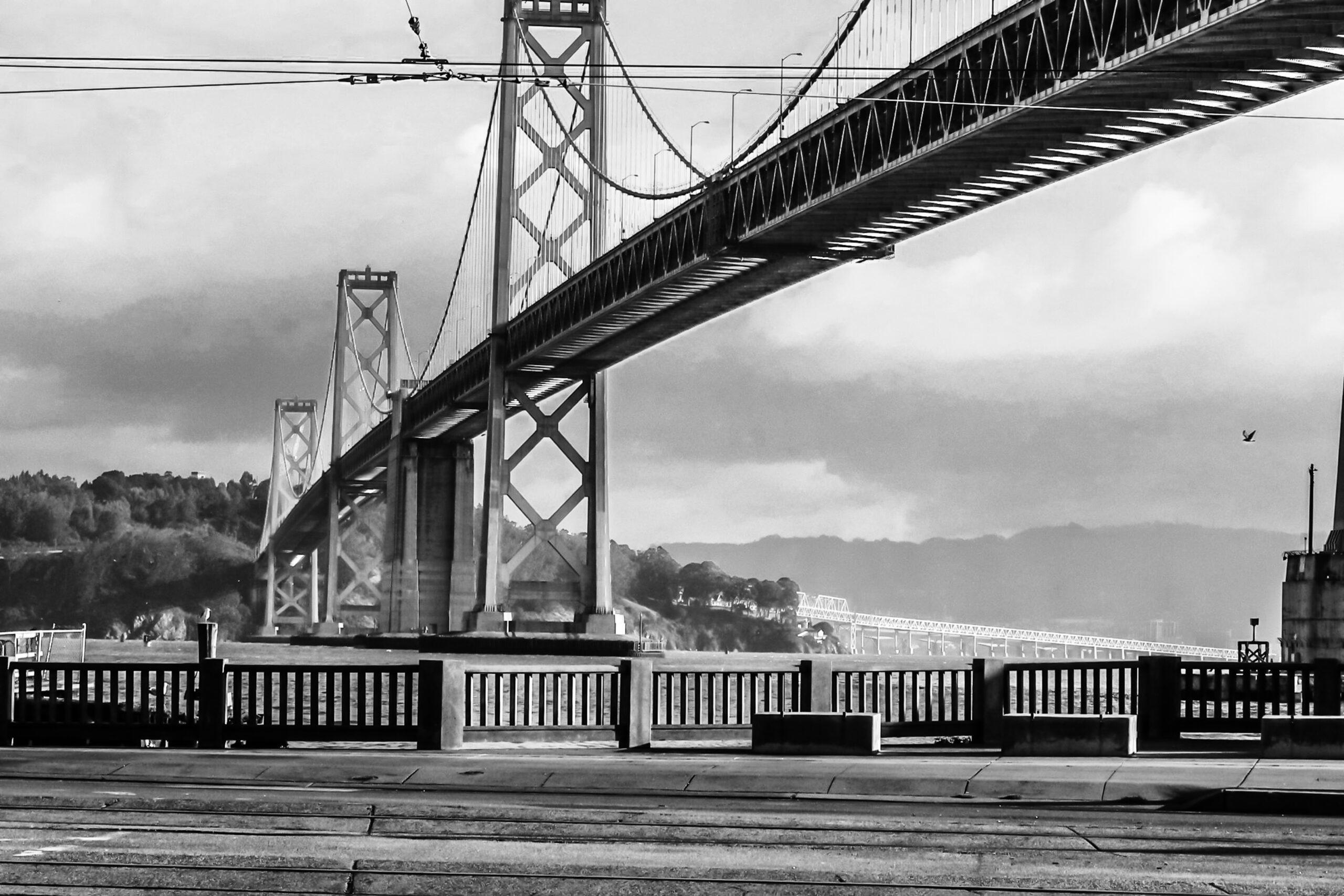 San Francisco Bay, Oakland Bay Bridge, Yerba Buena Island