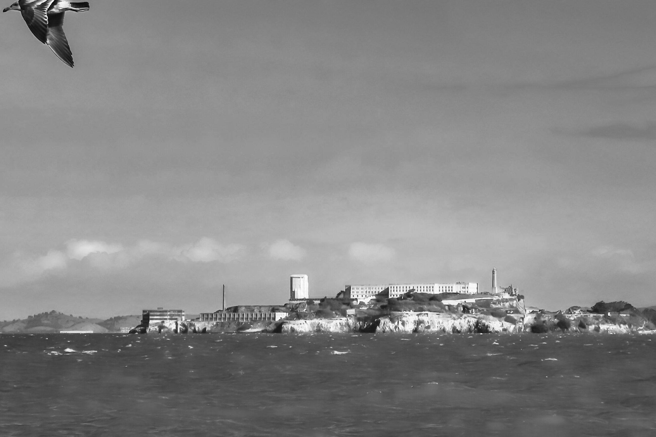 San Francisco Bay, Alcatraz