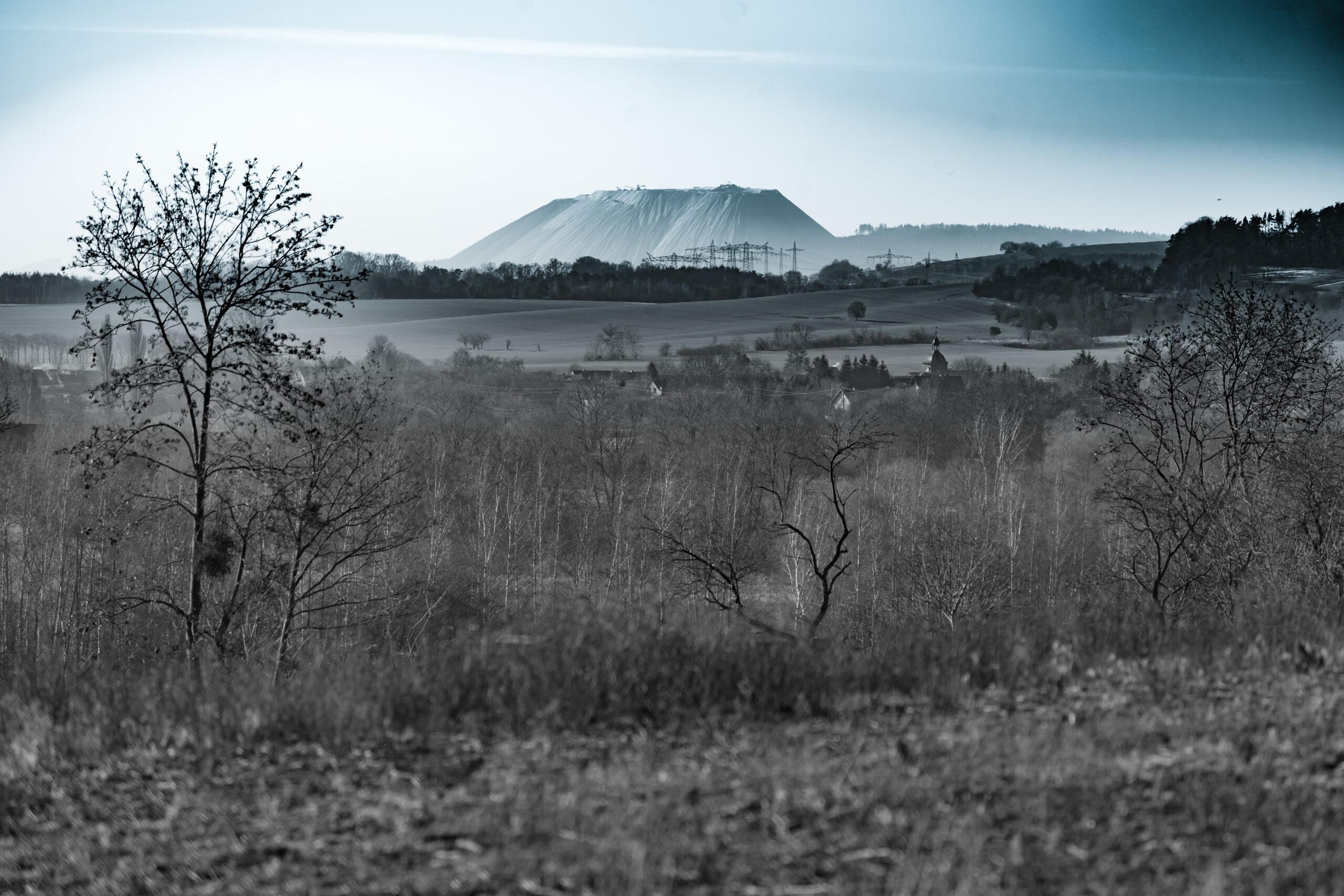 Gerstungen, Blick zum Monte Kali