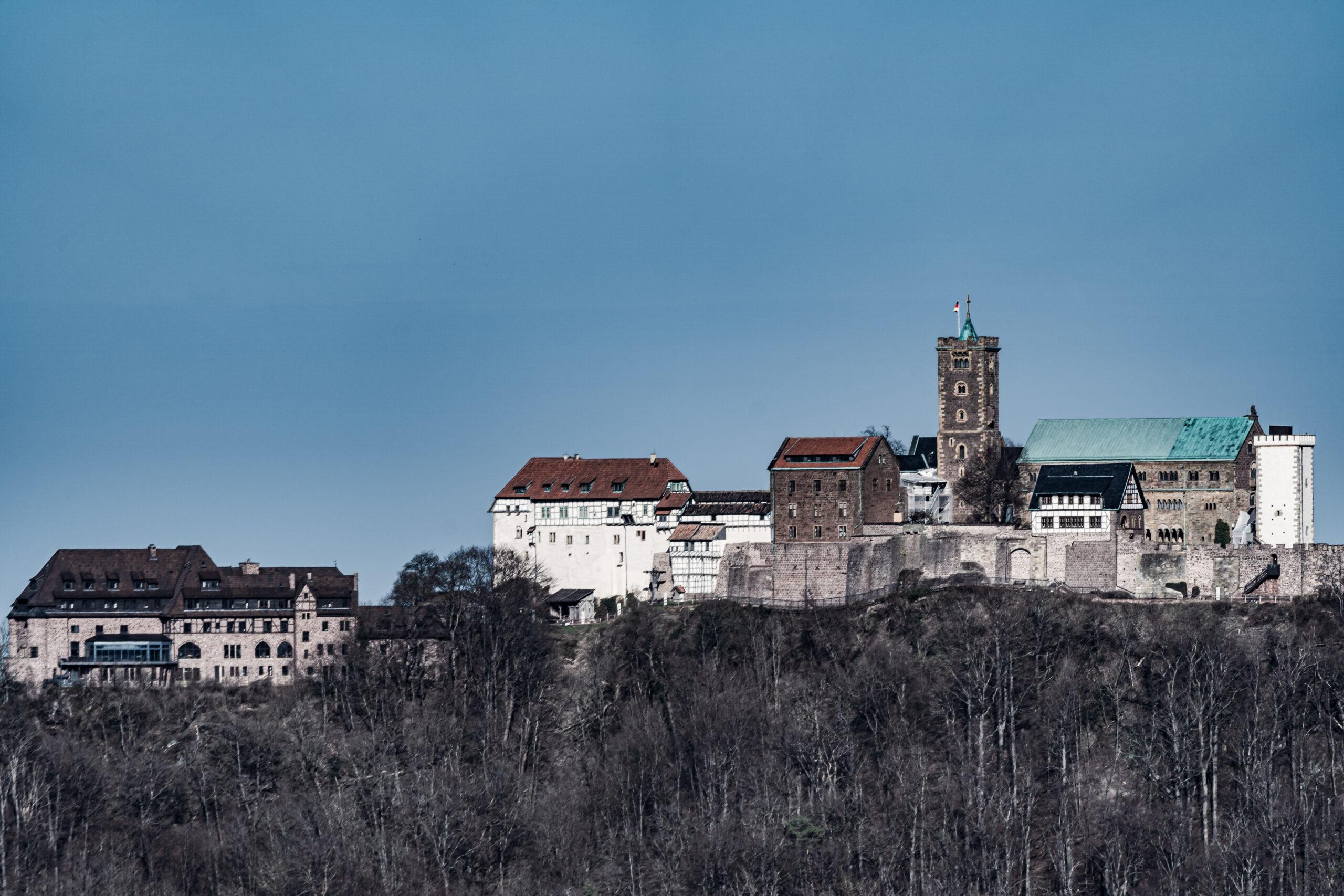 Thüringen, Wartburg